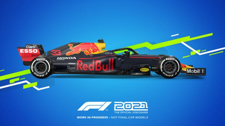 F1 2021 ps5 update
