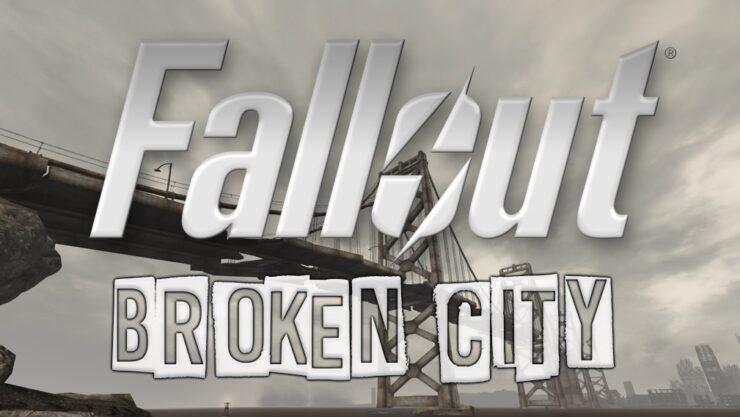 fallout broken city mod new vegas