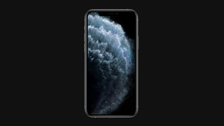 You Can Get an iPhone 11 Pro Max, Space Gray, 64GB, Fully Unlocked & Renewed for $728.86