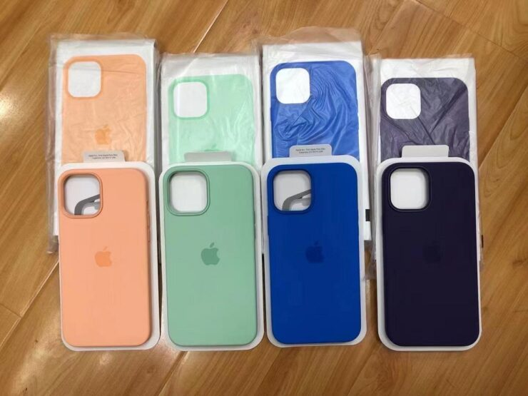 iPhone 12 spring case color