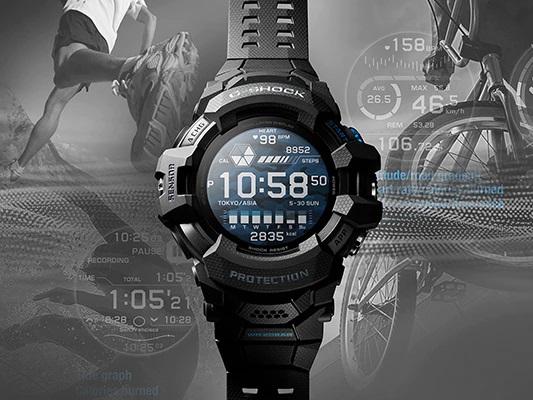 This Casio G-Shock is an Ultra-Rugged Smartwatch Running Wear OS