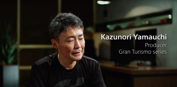 Kazunori Yamauchi Gran Turismo creator