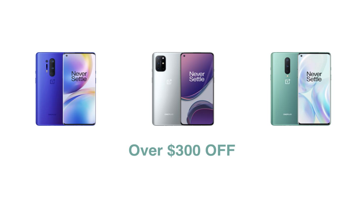 oneplus 8 discount