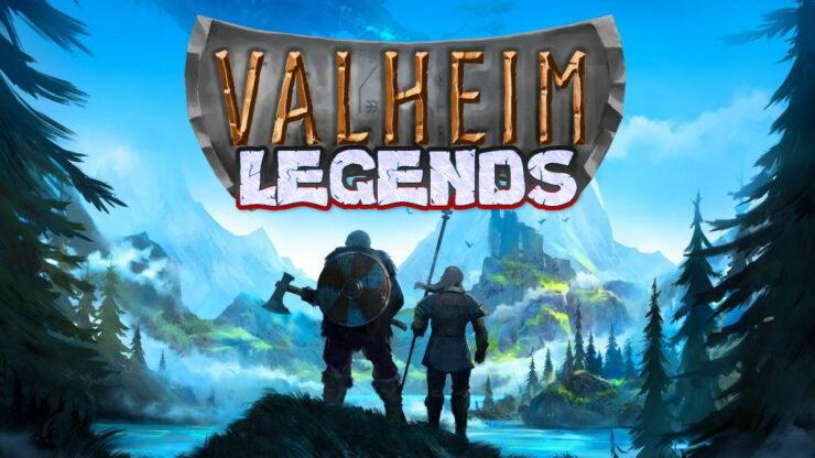 Valheim Mod Legends