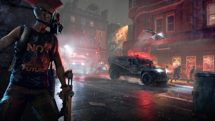 watch dogs legion 60fps update ps5 xsx