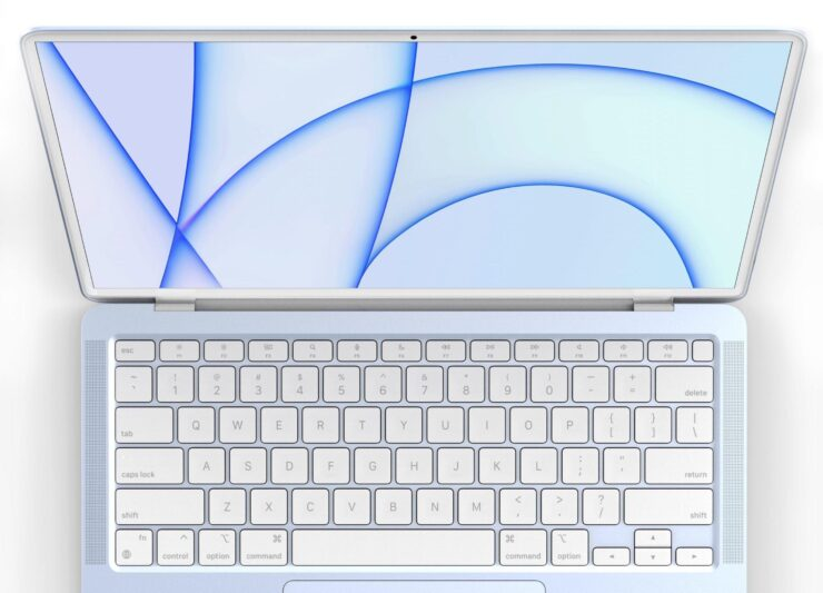 New MacBook to Offer Multitude of Colors Like the New M1 iMac, Says Leakster