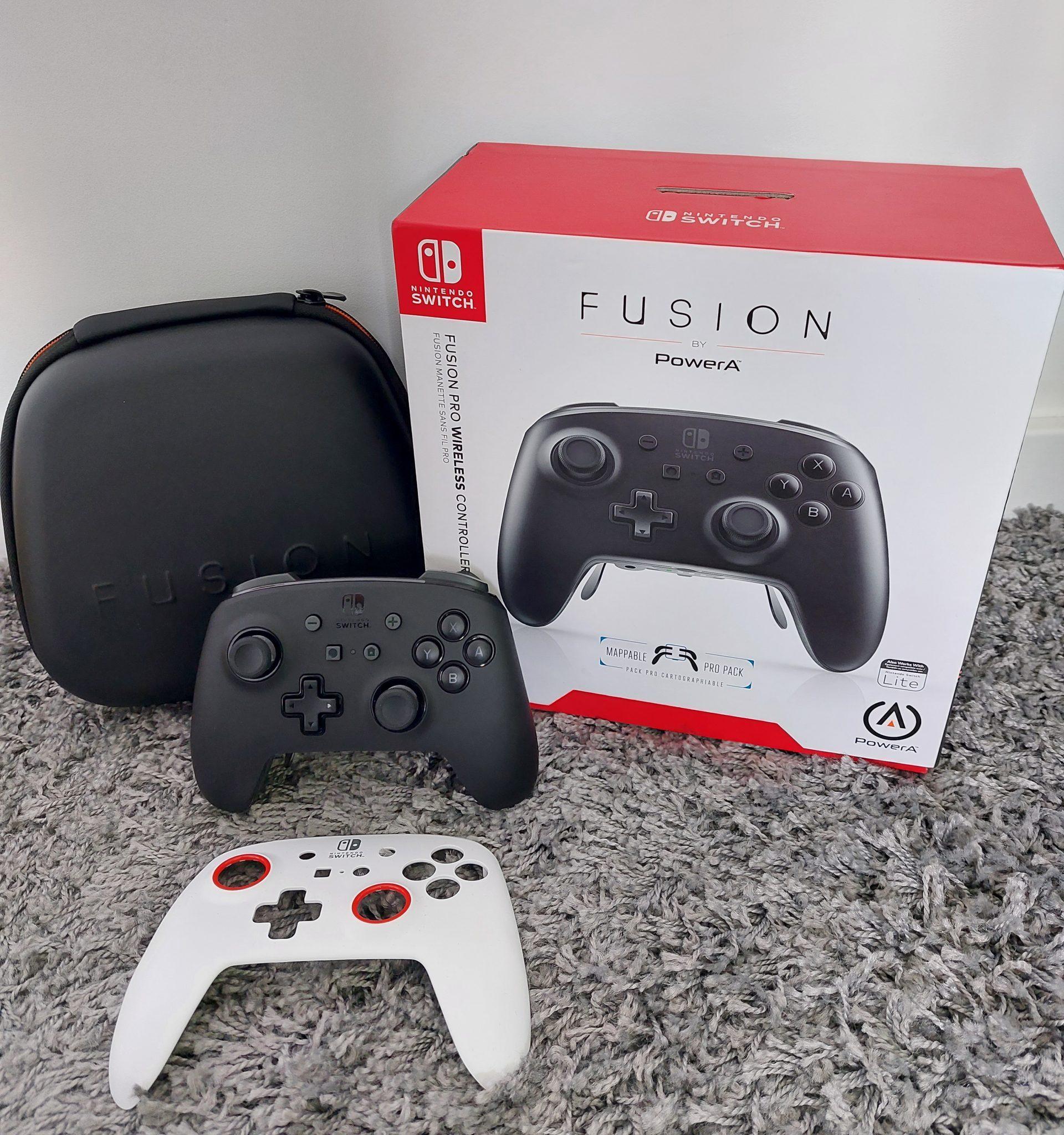 POWERA Fusion Pro Nintendo Switch controller