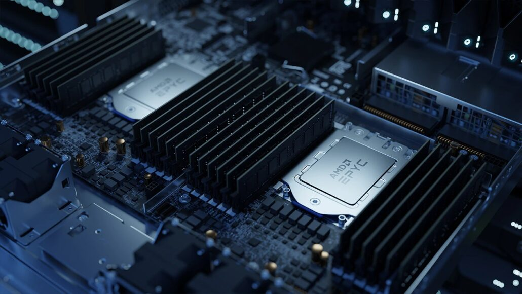 AMD EPYC Server CPU Share Rose To 8.9% In Q1 2021, Largest Gain Against Intel Since 2006