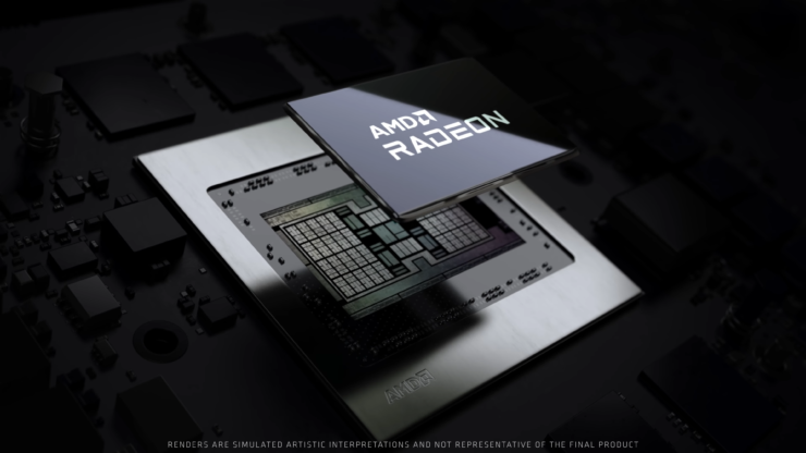 AMD RDNA 3 Navi 33 GPU for the next generation of Radeon RX graphics cards