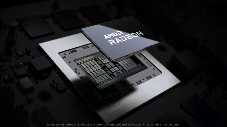 AMD RDNA 3 Navi 33 GPU For Next-Gen Radeon RX Graphics Cards