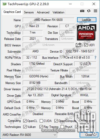 amd-radeon-rx-6600-gpu-z