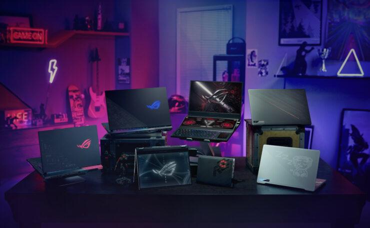 ASUS Intros 11th Gen Tiger Lake-H Powered ROG Zephyrus, ROG STRIX SCAR, TUF Gaming Laptops