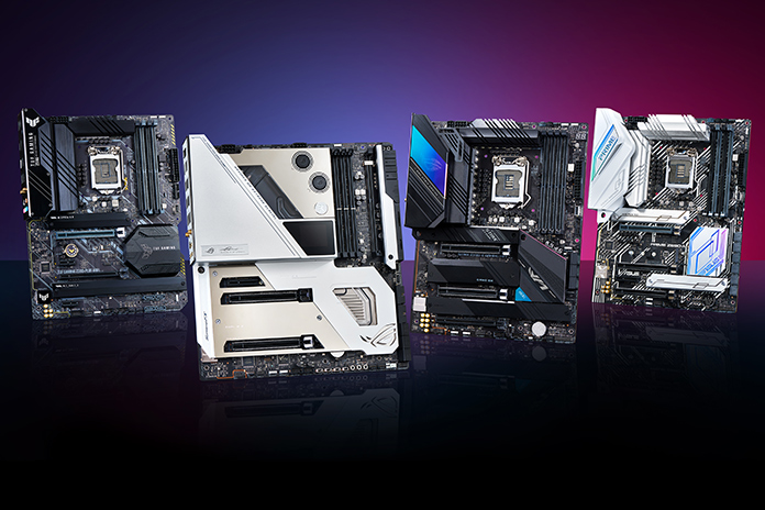 ASUS Z690 & ROG Maximus XIV Motherboard for Intel Alder Lake Desktop CPUs