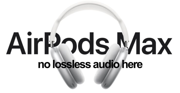 None of the AirPods, as well as the AirPods Max, do not support lossless audio streaming from Apple Music