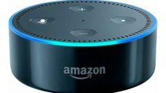 Amazon Echo Dot 2nd Generation Speaker - (Refurbished)