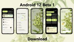 android-12-beta-1-download