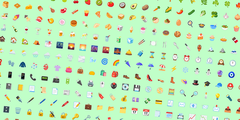 Android 12 Beta 1 Introduced a Lot of New Emojis and Here Are All of Them