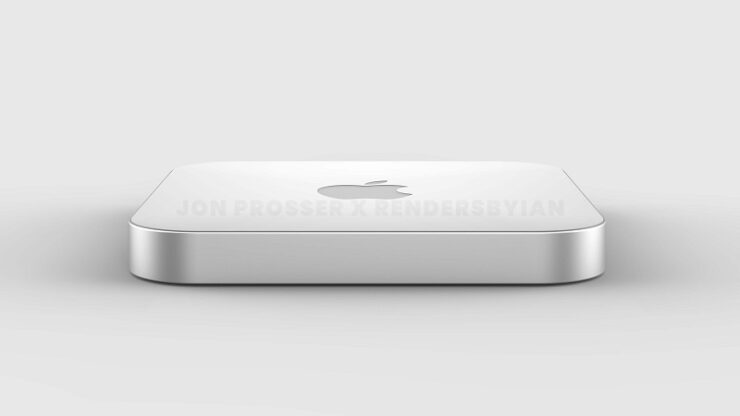 Apple High-End Mac Mini Redesign body
