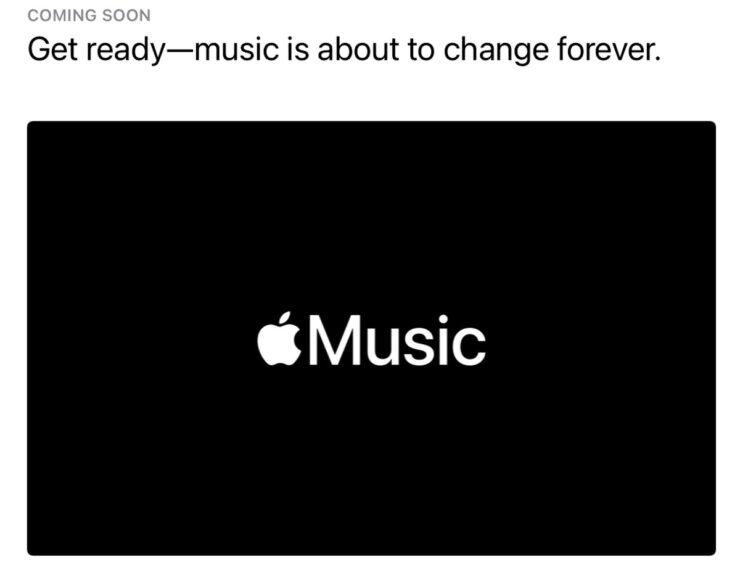 Apple teases 'Hi-Fi' tier for Apple Music