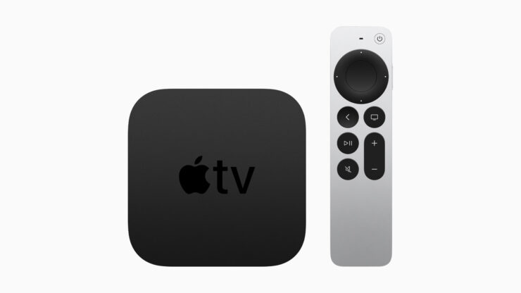 Apple TV 4K Is Great Value for Playing Games, Says Executive, but It Is Not Competing Directly With Consoles