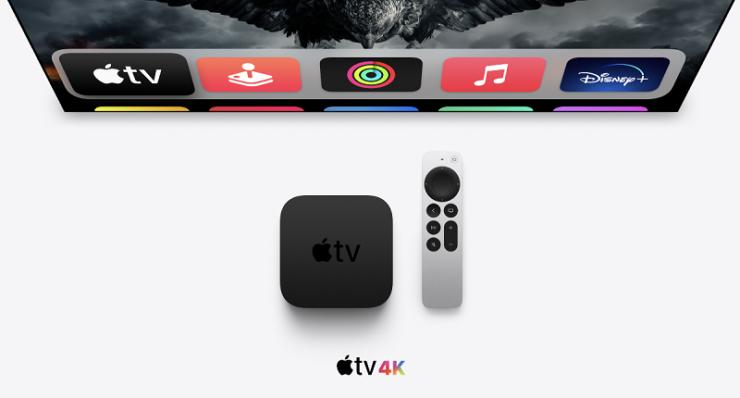 Apple TV 4K HDR at 120 FPS