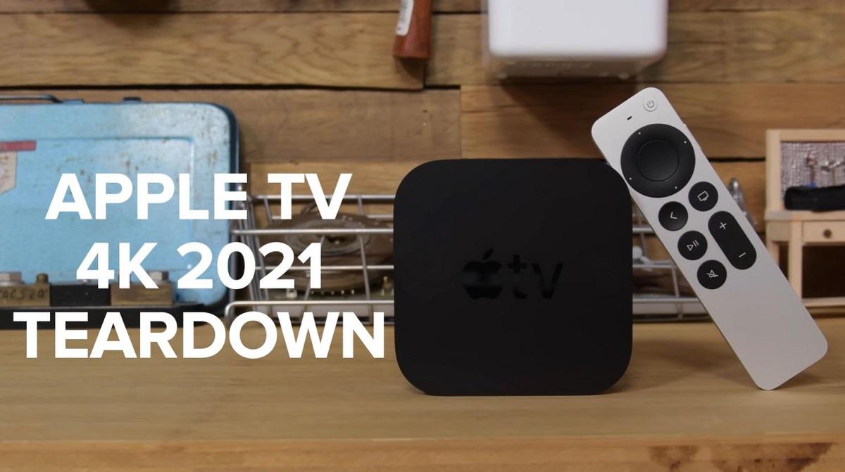 Apple TV 4K and Siri Remote Teardown