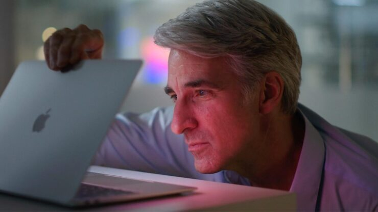 Apple's Software Head Craig Federighi Openly Admits That the Mac Has a Security Problem