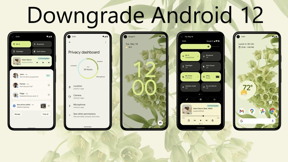 How to Downgrade From Android 12 Beta to Stable Android 11 Build