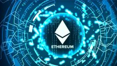 ethereum-abstract-technology-background-vector-binary-code-fintech-blockchain-cryptography-cryptocurrency-mining-concept-illustration