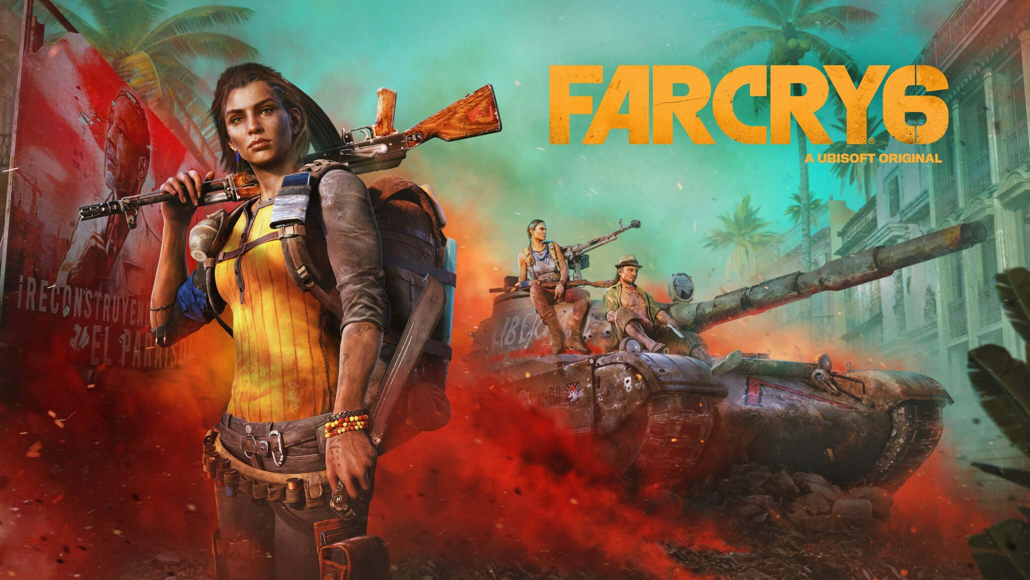 Far Cry 6 First Look and Q&A - Ubisoft's Most Ambitious, Richest Franchise  Entry Yet