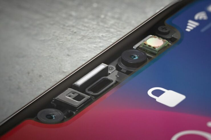Upcoming iPad and iPhone Models to Get Smaller Face ID Sensors, Helping Apple Reduce Production Costs