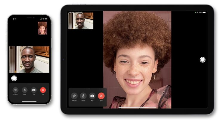 How to disable the Eye Contact feature in FaceTime for iPhone