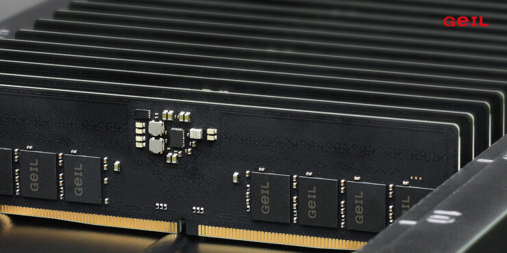 GeIL Unveils Next-Generation Polaris DDR5 Memory Kits - Overclocking Support Up To 7200 MHz, CL36 Timings & With RGB Lighting