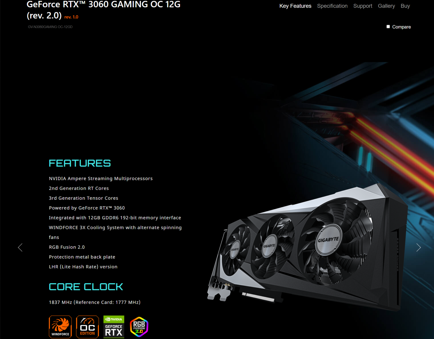 gigabyte-geforce-rtx-3060-gaming-oc-lhr