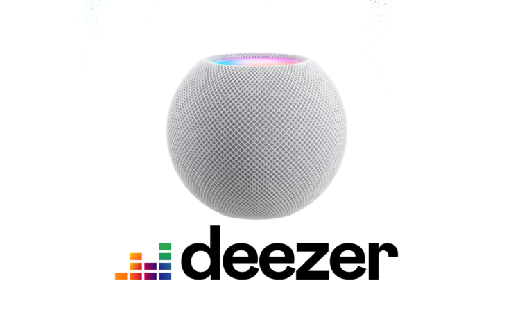 You can now play music from Deezer on HomePod or HomePod mini using Siri