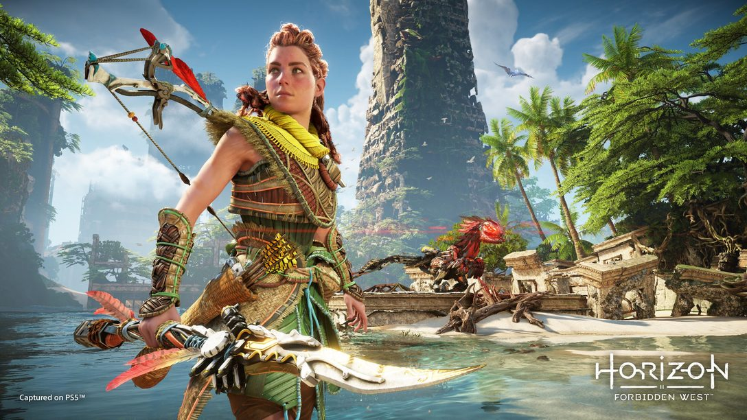 free Horizon Forbidden West ps4 to ps5