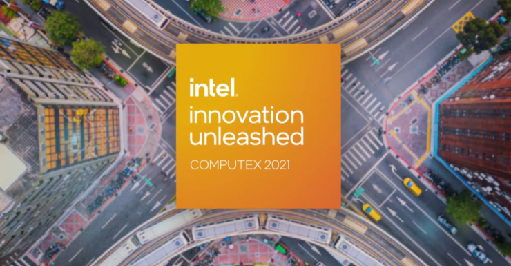Watch The Intel Computex 2021 'Innovation Unleashed' Keynote Live Here