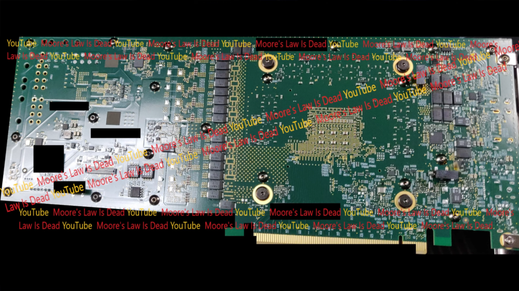 Intel Xe-HPG DG2 GPU Powered Graphics Card's PCB Leaks Out.