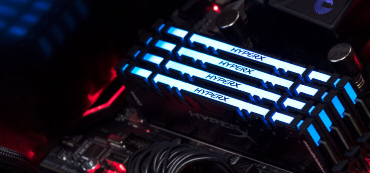 Kingston Readies DDR5 Memory Modules With Overclocking Support, Shipping in Q3 2021