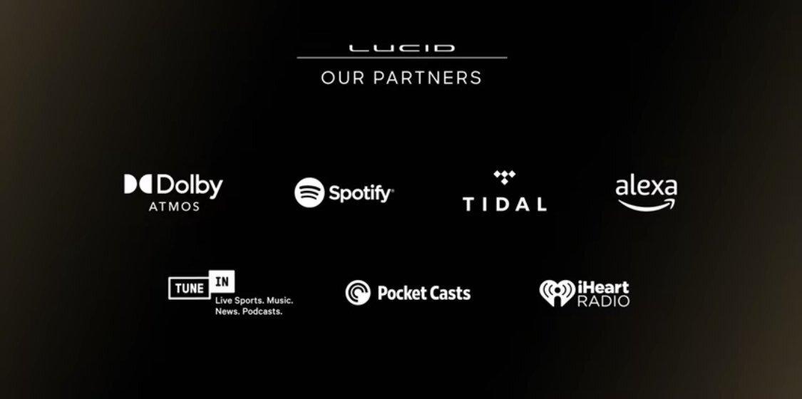 Lucid Motors UX Partners