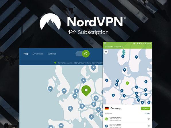 NordVPN 2-Year Subscription