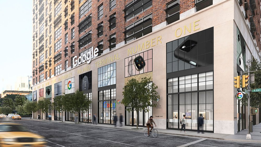 Google is Opening its First Ever Permanent Retail Store This Summer4