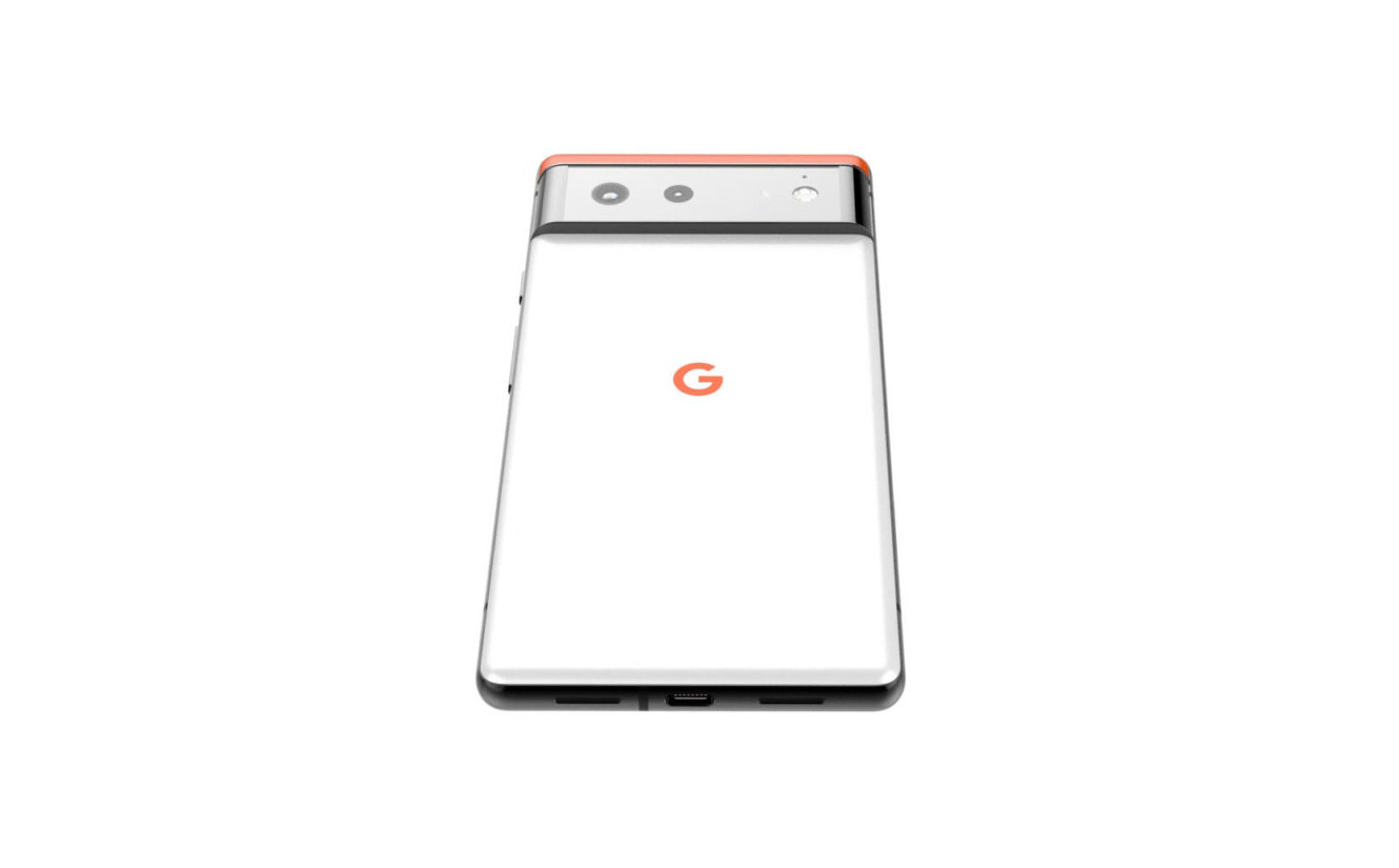 Pixel 6 Renders Leak out as Well, Showing Same Pixel 6 Pro-Like Design, but With Dual-Rear-Camera & Smaller Display