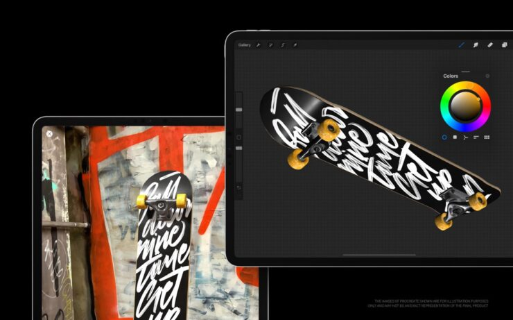 Procreate receives massive performance boost with new update for M1 iPad Pro