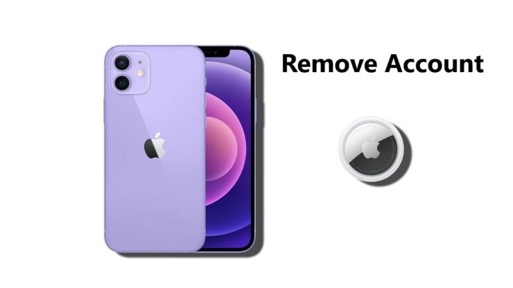 How to Remove AirTag account From Apple ID