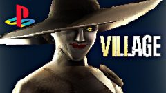 resident-evil-village-demake