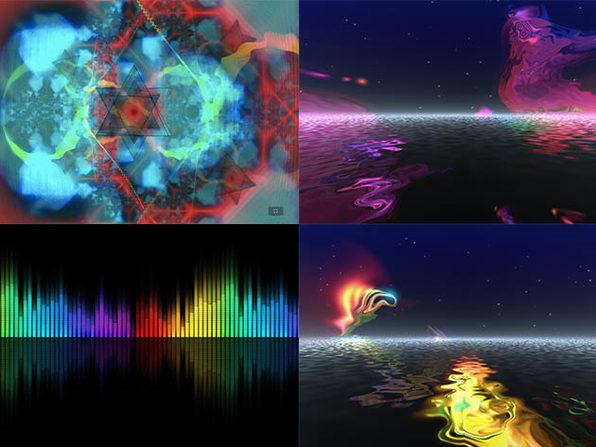 SYQEL AI Powered Music Visualizer Lifetime Subscription