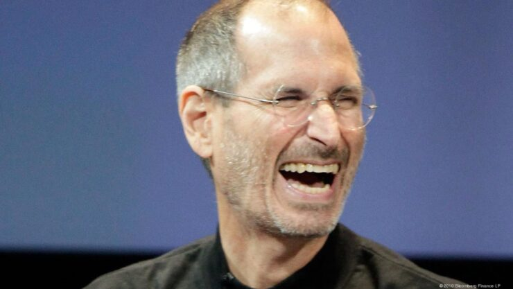 Steve Jobs referred to Facebook as Fecebook in an email with Scott Forstall