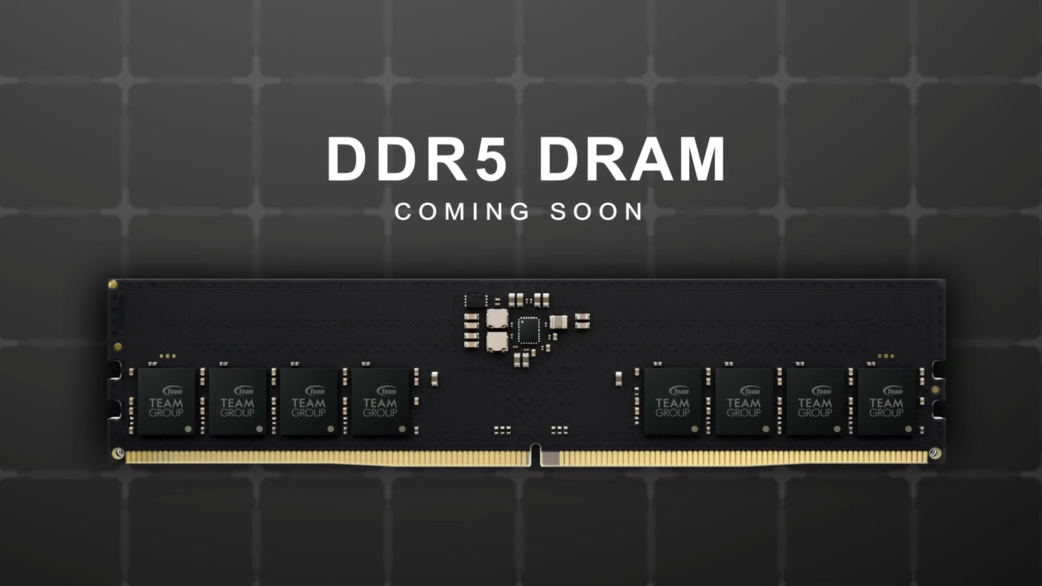 TeamGroup Unveils 16 GB DDR5-4800 Memory Module, 256 GB DDR4-3600 Memory Kit & 8 TB NVMe SSDs