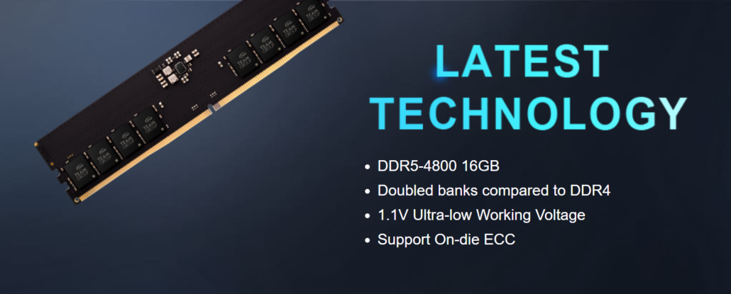 TeamGroup Unveils 16 GB DDR5-4800 Memory Module, 256 GB DDR4-3600 Memory Kit & 8 TB NVMe SSDs 2